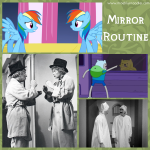 The Mirror Routine