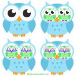 Fractal Owls