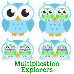 Multiplication Explorers