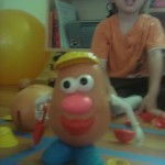 Mr Potato Head Is Good At Math