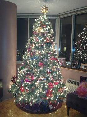 christmas lights knot theory