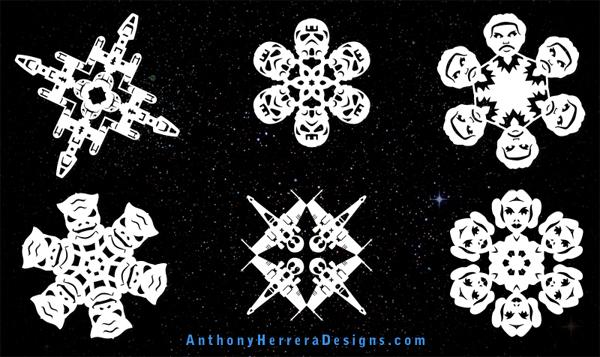 Anthony Herrera Snowflakes