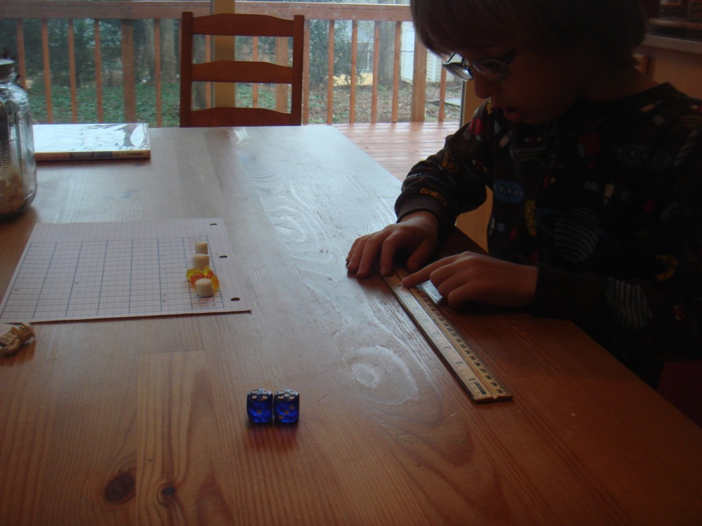 Probabilities game