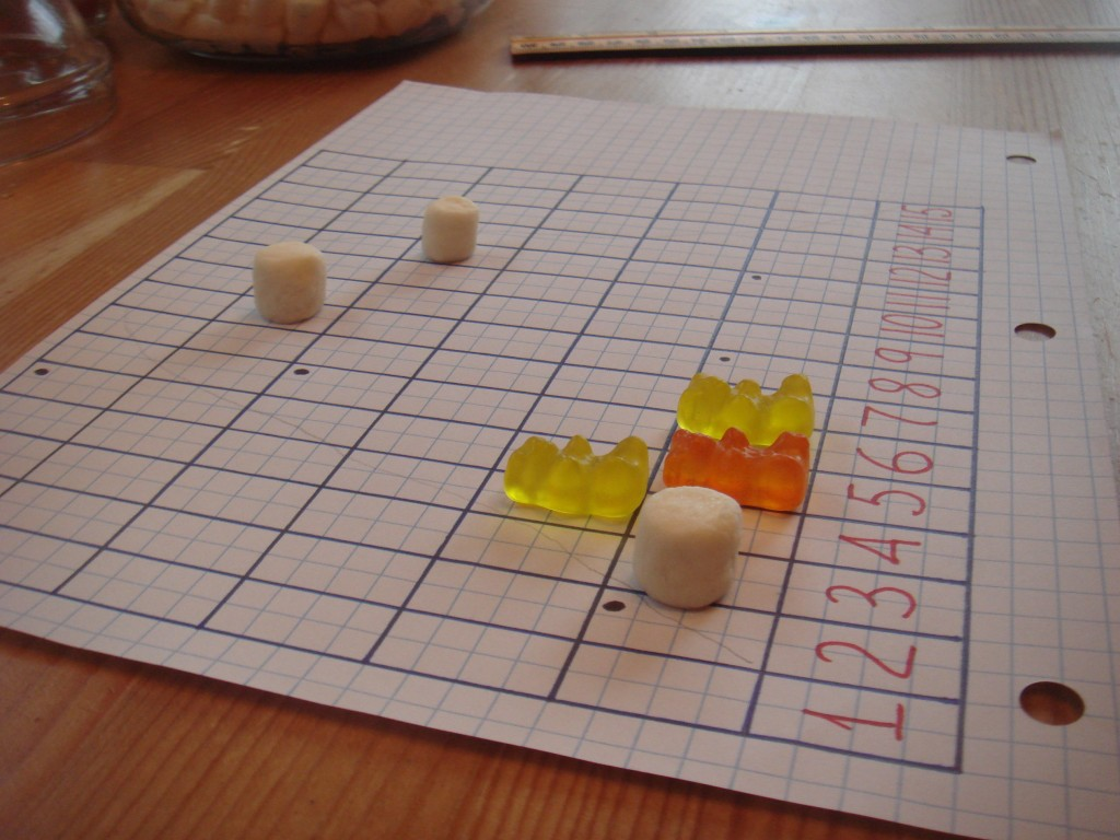 Probabilities game for kids