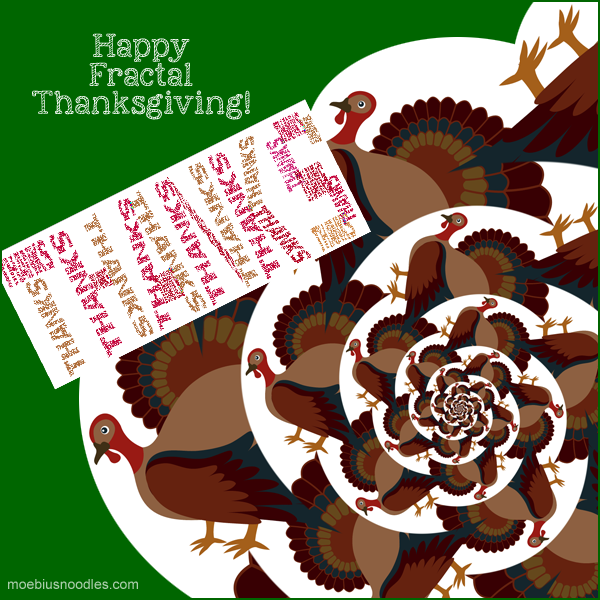 Happy Fractal Thanksgiving
