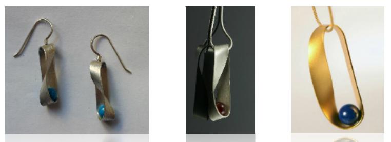 Ilana Krepchin Moebius Jewelry