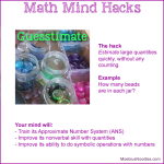 Math mind hacks: Guesstimate
