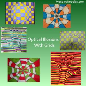 OpticalIllusionsGrids