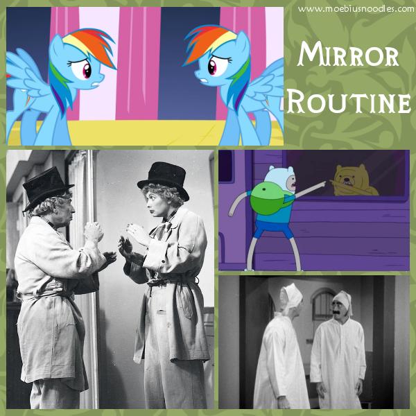 mirror-routine