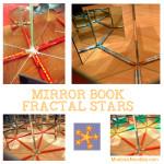 Mirror book fractal stars