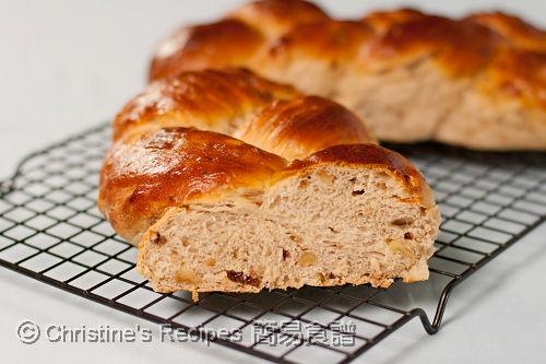 Braided Raisin Walnut Breads03
