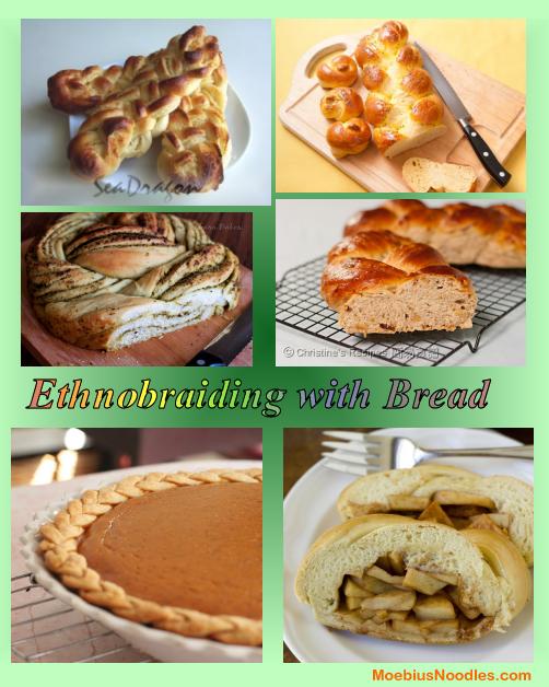 Ehtnobraiding with Bread