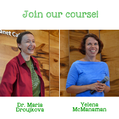 Join our course Maria Yelena