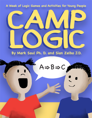 Camp Logic Cover