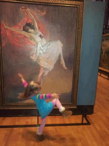 Why Art Is Important by Kirsty Kelly