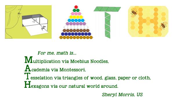 Sheryl Morris Math Story
