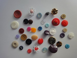 Buttons as a  a tangible representation of a set