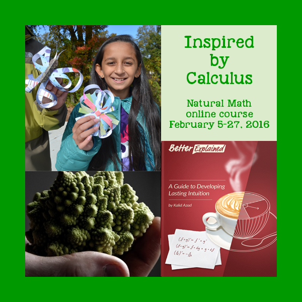 Inspired By Calculus February 2016