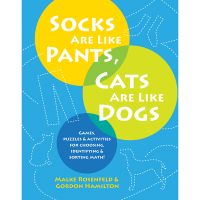 Socks Are Like Pants