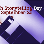 Happy Math Storytelling Day! Newsletter September 25, 2015