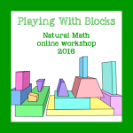 Playing With Blocks: Newsletter March 2, 2016
