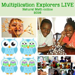 Multiplication Explorers LIVE 2016