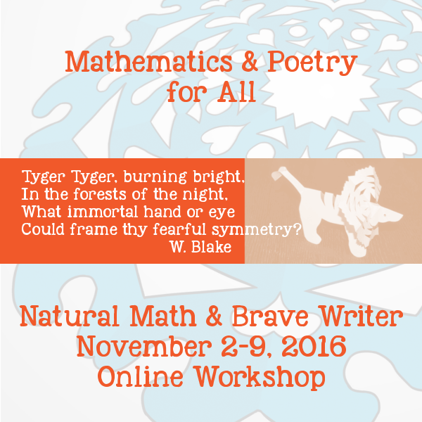 Math and Poetry for All
