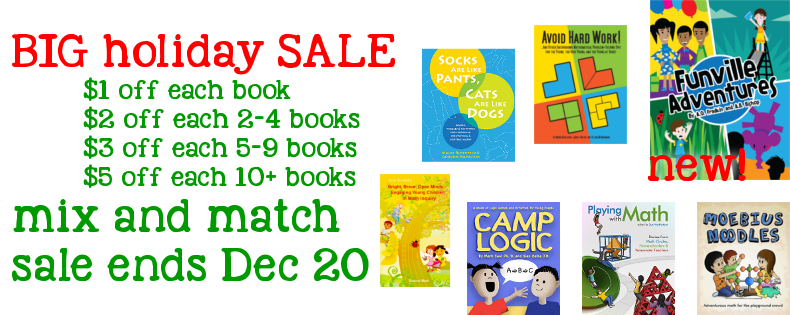 Natural Math Holiday Sale 2017