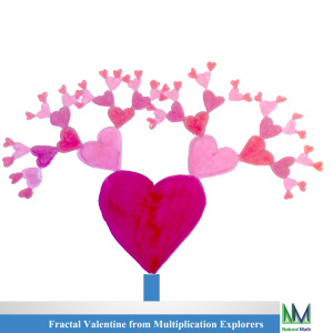 Fractal Valentine Multiplication Explorers