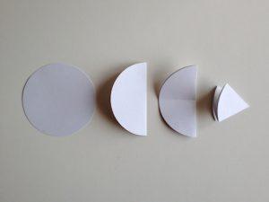 Circle folding