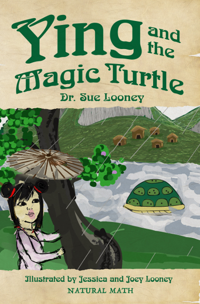 Ying and the Magic Turtle