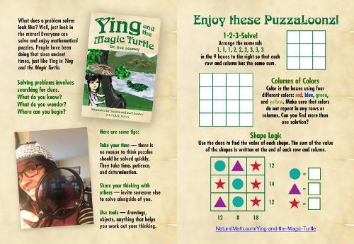 Ying Puzzle Card